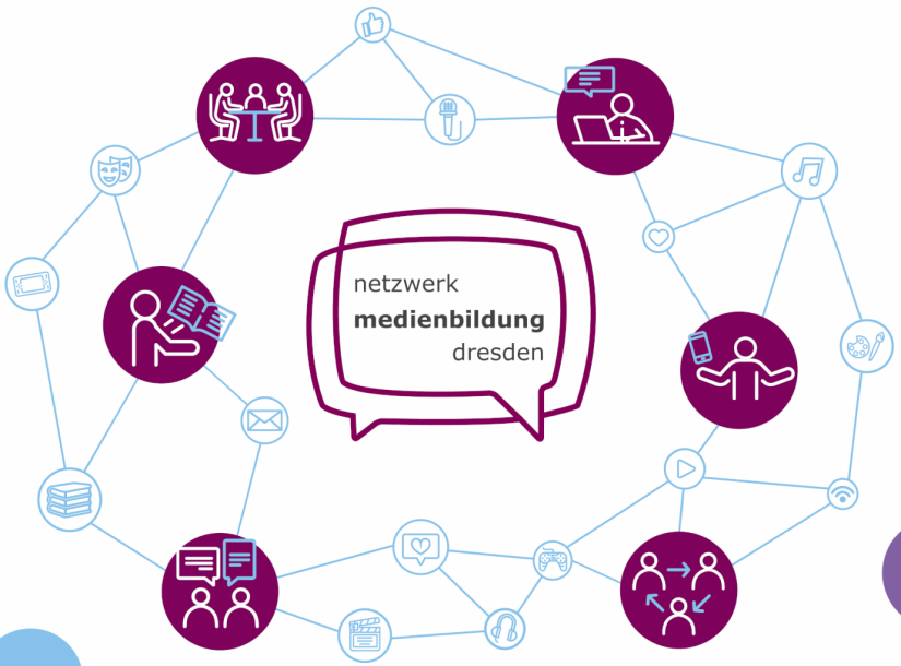 #starkvernetzt – Herausforderungen und Perspektiven für die Medienbildung in Dresden